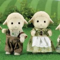 Sylvanian - Sheep Family