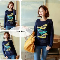 F1046 - Sweater Fashion Wanita