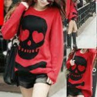 F1051 - Sweater Fashion Wanita
