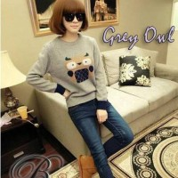 F1050 - Sweater Fashion Wanita