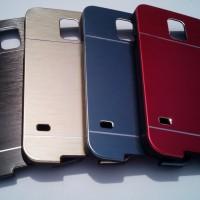[Case Metal] Casing / Case MOTOMO Samsung Galaxy S5