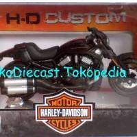 MOTOR 2012 VRSCDX NIGHT ROD SPECIAL  HARLEY DAVIDS