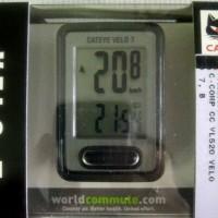 Speedometer Cateye Velo 7