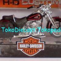 MOTOR 1998 FLSTS HERITAGE SPRINGER HARLEY DAVIDSON
