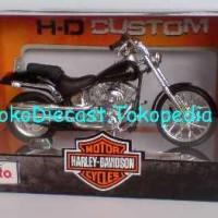 MOTOR 2000 FXSTD SOFTAIL DEUCE HARLEY DAVIDSON 1:1