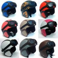 harga Helm Retro Helm Klasik Google Tokopedia.com