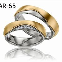 Cincin Kawin, Cincin Tunangan, Cincin Pernikahan AR 65