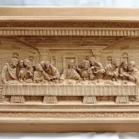 Ukiran Perjamuan Kudus