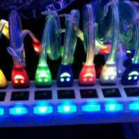kabel data / kabel smile data pull nyala lampu