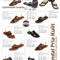 sandal TXD