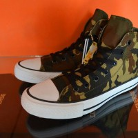 Converse Camo (Army) High and Low