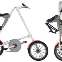 sepeda lipat (folding bike) STRIDA
