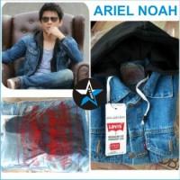 Jaket Nudie Ariel Noah Band Blitz