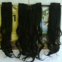 hair clip asli human hair