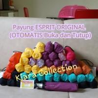 Payung OTOMATIS Buka Tutup Esprit Original/Automatic Umbrella Esprit