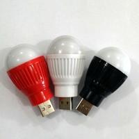 5W 5 Watt USB LED Bulb Light Lamp Lampu Emergency