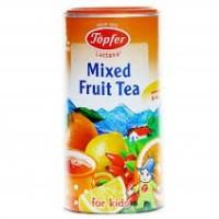 Topfer Mixed Fruit Tea 200gr teh sehat alami aman untuk bayi