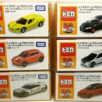 Tomica Toy's Dream Project Mazda CX5, Honda CRZ, Subaru WRX STI, dll