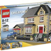 LEGO 4954 CREATOR Model Town House