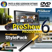 Proshow Producer v6 + Stylepack + Project Template