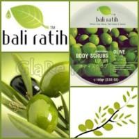 bali ratih - body scrubs cream