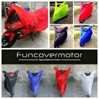 Cover Motor FUNCOVER Khusus Motor Sport NVL, CBR, Ninja 250, R15, R25