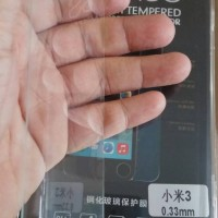 tampered glass for xiaomi mi3