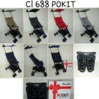 Stroller Cocolatte Pockit CL 688