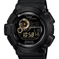 CASIO G-SHOCK MUDMAN G-9300GB-1 ORIGINAL - BLACK GOLD