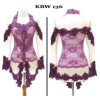 KBW 136 Batik wanita, Baju undangan, kebaya