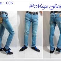 Celana Jeans Pria / Celana Panjang Jeans Cowok / Celana Jeans NBX C06