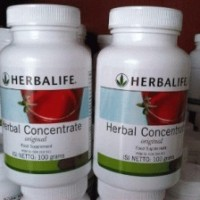 HERBAL CONCENTRATE TEA (THERMOJETICS) HERBALIFE