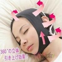 Jual 3D Shape Oval Face Slimming Belt  /  Face Lift up Belt ( Penirus dan Pelangsing Wajah ) Murah
