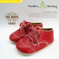 "Prewalker Freddie The Frog Shoes "" Ferari Boots """
