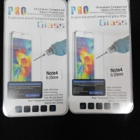 PREMIUM TEMPERED GLASS SAMSUNG GALAXI NOTE 4
