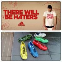 sepatu futsal adidas F5 new (there will be haters)