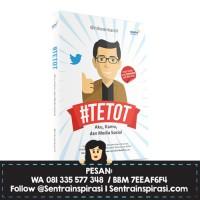 #TETOT (Aku, Kamu, dan Sosial Media) by Ridwan Kamil