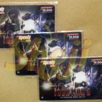 VOUCHER TELKOM SPEEDY (SPIN CARD) 3 HARI