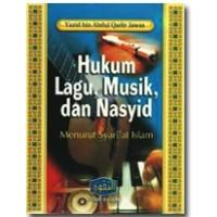 Buku Hukum Lagu Nasyid Dan Musik