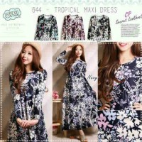 Gamis / maxi dress 644