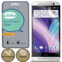 Anti Gores Ahha MonShield Screen Guard Protector Clear HTC One M8