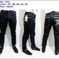 Celana Panjang Jeans Cowok | Denim | C14