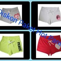 1 paket 4 item NO BOUNDRIES Sexy Terry Cloth Shorts (Promo)