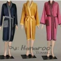 Handuk Kimono Mandi Towel Hanaroo Dewasa Unisex Anduk Pria Wanita