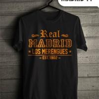 Kaos Real Madrid 11