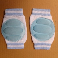 Pelindung lutut bayi baby kneelet biru - PLB010
