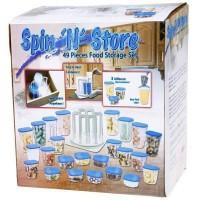 Spin N Store 49 pcs food storage