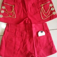 red hotpant