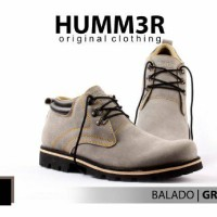 Sepatu Boot Humm3r Original 2 Warna