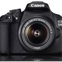 Canon EOS 1200D (Free Kue Coklat)